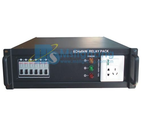 6CH*6KW Relay Pack(MSL-ZT6000)