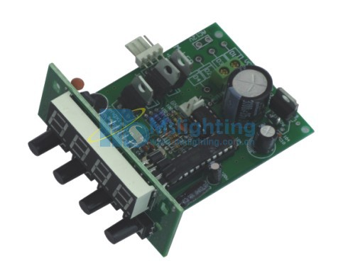 LED DMX Decode Board (PCB-01)
