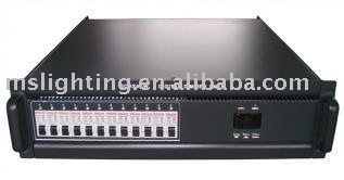12CH Digital Dimmer Pack,4KW/CH(MSL-8002A)