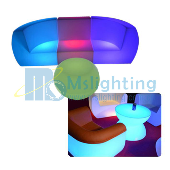 LED Light-Emitting Sofa